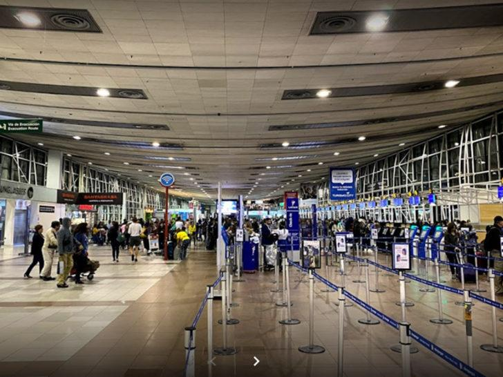 Şili'de havalimanında akılalmaz soygun! 14 milyon dolarlık vurgun yaptılar
