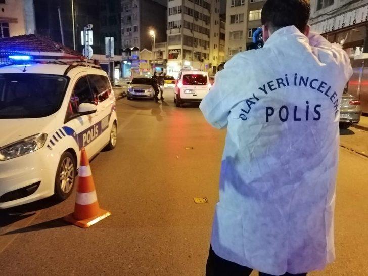 Kadıköy'de faciaya ramak kala! Mermiyle doğalgaz borusunu patlattı