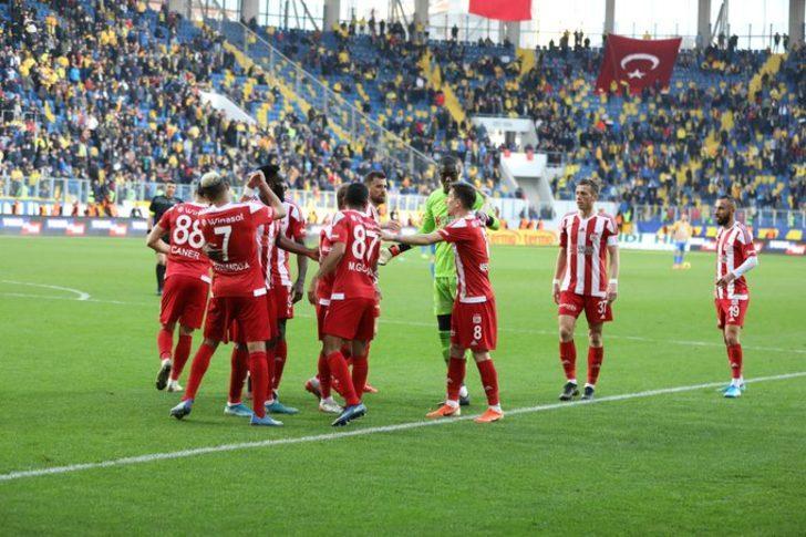 Sivasspor'un rakibi Real Madrid