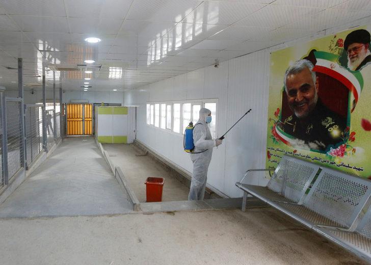 İran'da koronavirüse yakalanan rektör iyileşti