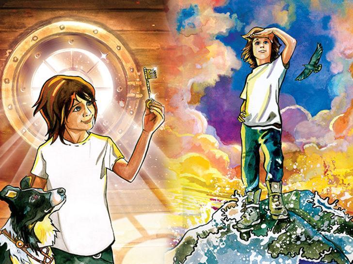 Atilla genç okurlarını macera dolu bir yolculuğa çıkarıyor