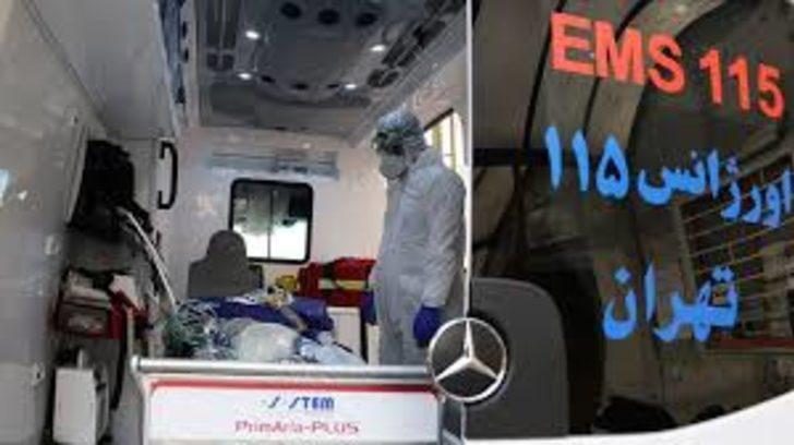 İran'da 103 yaşındaki hasta koronavirüsü yenerek taburcu oldu