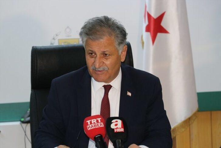 KKTC Sağlık Bakanı Pilli: Hiçbir KKTC vatandaşında koronavirüse rastlanmadı
