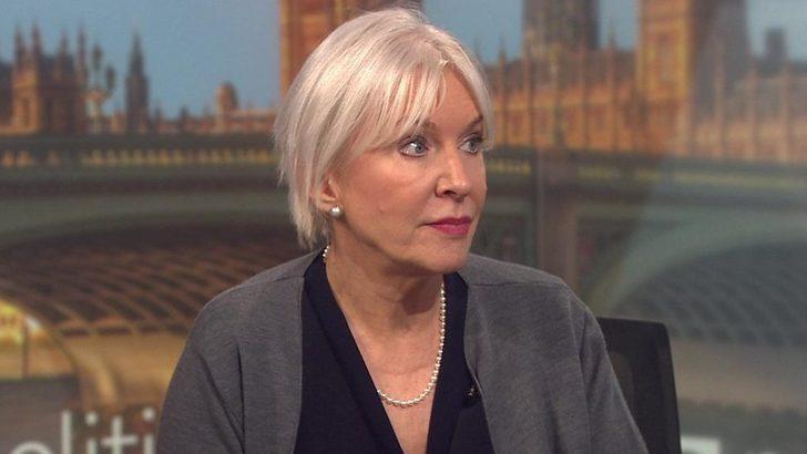 İngiltere Sağlık Bakan Yardımcısı Nadine Dorries'in koronavirüs testi pozitif çıktı