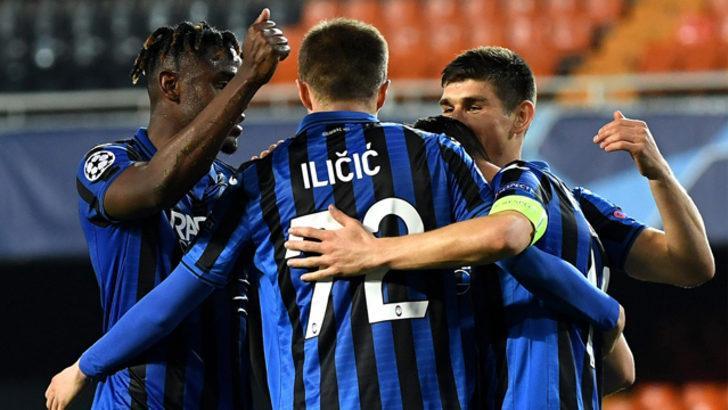 ÖZET | Valencia 3-4 Atalanta (UEFA Şampiyonlar Ligi)