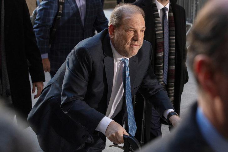 Son dakika! Ünlü Hollywood yapımcısı Harvey Weinstein'a cinsel saldırı suçundan 23 yıl hapis cezası