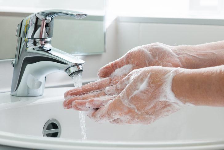 Koronavirüsten korunmak için hangi sabun kullanılmalı?