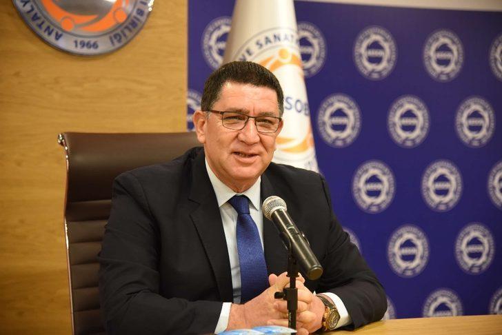 """AESOB Başkanı Dere: """"Emeklilerin bayram ikramiyelerinde güncelleme piyasayı canlandırır"""""""