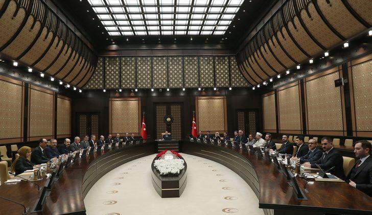 Son dakika! Cumhurbaşkanı Erdoğan başkanlığında Beştepe'de kritik koronavirüs toplantısı