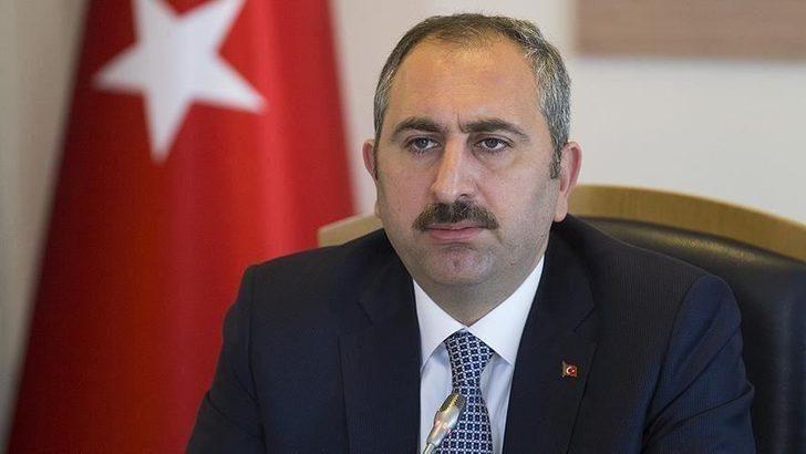 Adalet Bakanı Gül'den karantina açıklaması