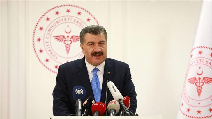 Sağlık Bakanı Koca: Koronavirüs nedeniyle hayatını kaybedenlerin sayısı 44'e yükseldi