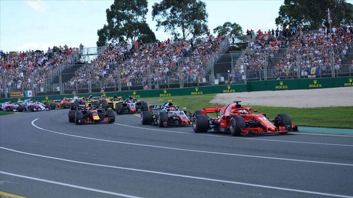 Avustralya'da koronavirüs nedeniyle Formula 1 yarışı iptal edildi
