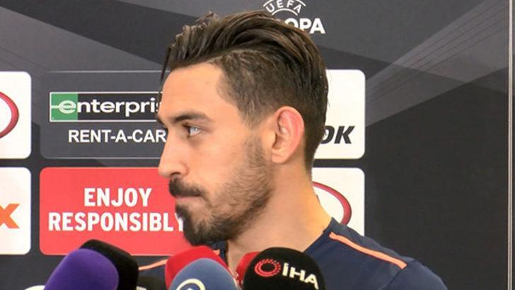 İrfan Can Kahveci: Gol son dakikada nasip oldu