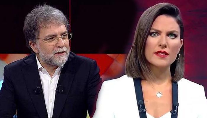 Ece Üner,  Ahmet Hakan'a canlı yayında yanıt verdi
