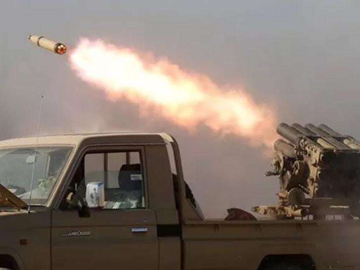 Son dakika: Irak'ta ABD üssüne füzeli saldırı!