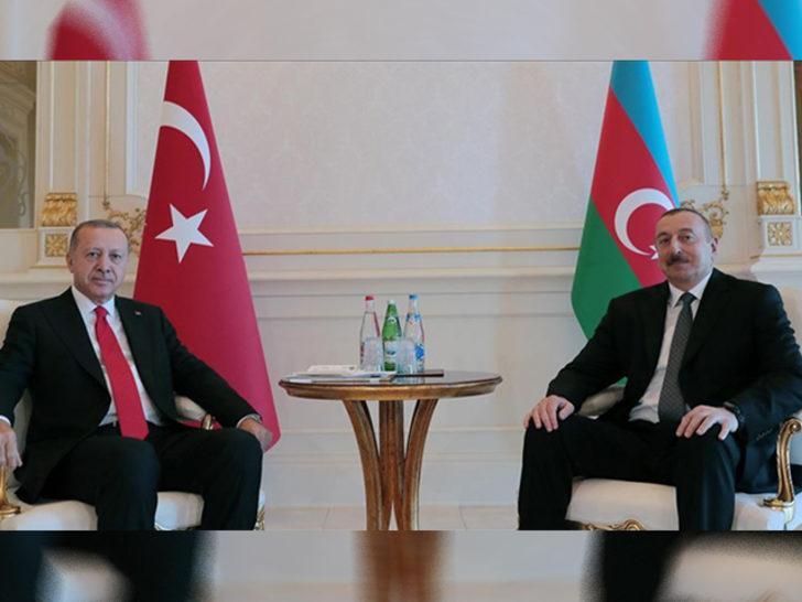 Son dakika: Erdoğan ve Aliyev'den koronavirüs kararı! Karşılıklı olarak durdu
