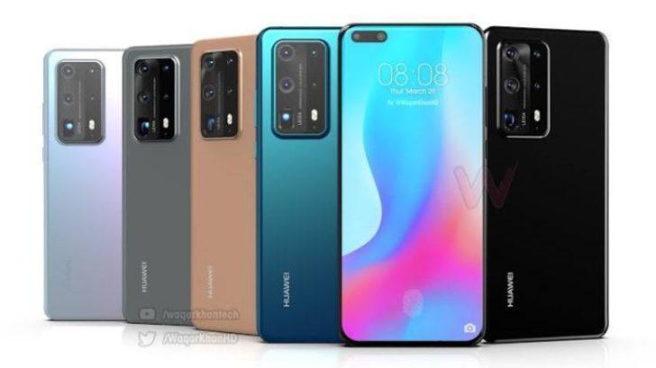 Huawei P40 fiyatı ile korkutacak