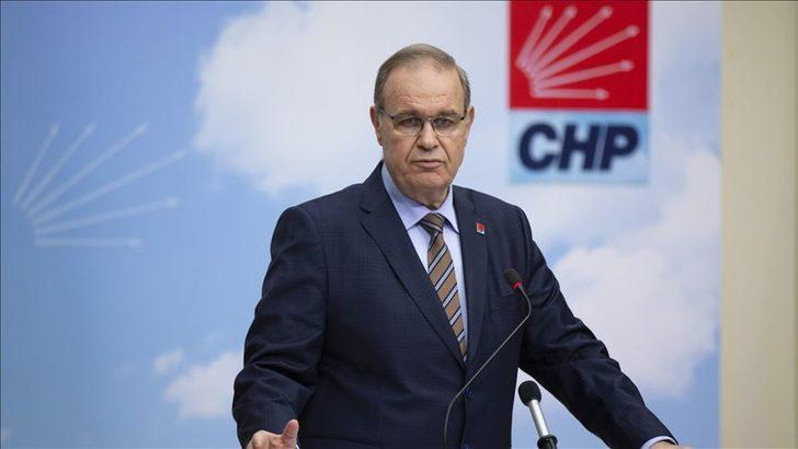 CHP'li Faik Öztrak'tan flaş Enis Berberoğlu açıklaması