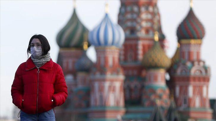 Rusya'da bilanço ağırlaşıyor! 9 bin 623 yeni koronavirüs vakası tespit edildi