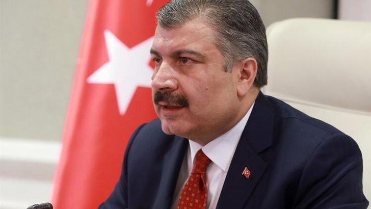 Sağlık Bakanı Fahrettin Koca'dan flaş koronavirüs açıklaması