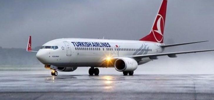 Türk Hava Yolları'ndan İngiltere uçuşlarına ilişkin açıklama