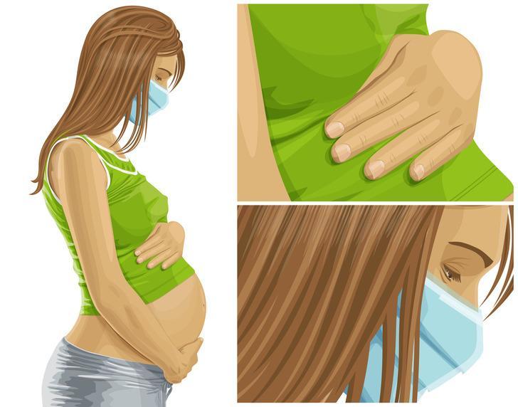Uzmanından anne adaylarına yeni tip koronavirüs uyarısı