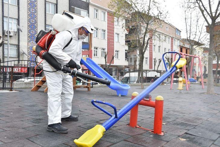 Avcılar Belediyesi, Korona virüs tehdidine karşı çalışmalarını yoğunlaştırdı