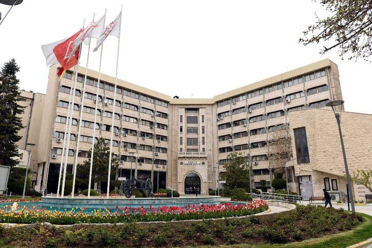 Konya Büyükşehir Belediyesi geçici hizmet binalarına taşınıyor