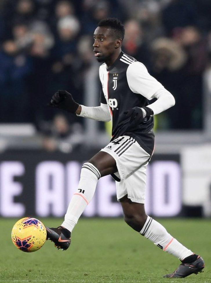 Juventus'ta ikinci koronavirüs vakası: Blaise Matuidi'nin testi pozitif çıktı