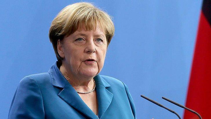 Merkel'den Erdoğan, Macron ve Johnson ile yaptığı görüşme hakkında kritik değerlendirme