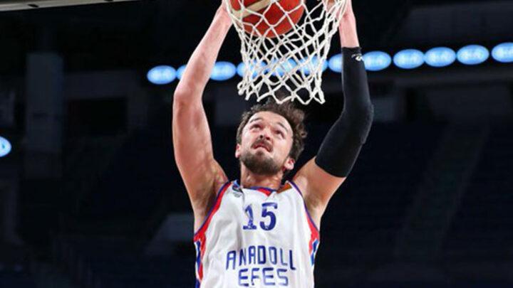 ÖZET | Anadolu Efes 86 - 55 Frutti Extra Bursaspor (Basketbol ...