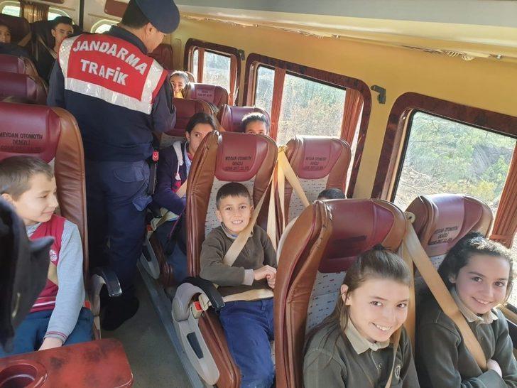 Isparta'da  bir ayda 238 araç trafikten men edildi