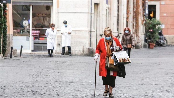 İtalya'da koronavirüsten can kaybı 31 bin 763'e yükseldi
