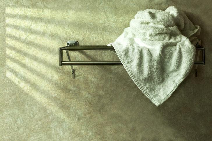 Ellerinizi yıkadıktan sonra havlu değil peçete kullanın!