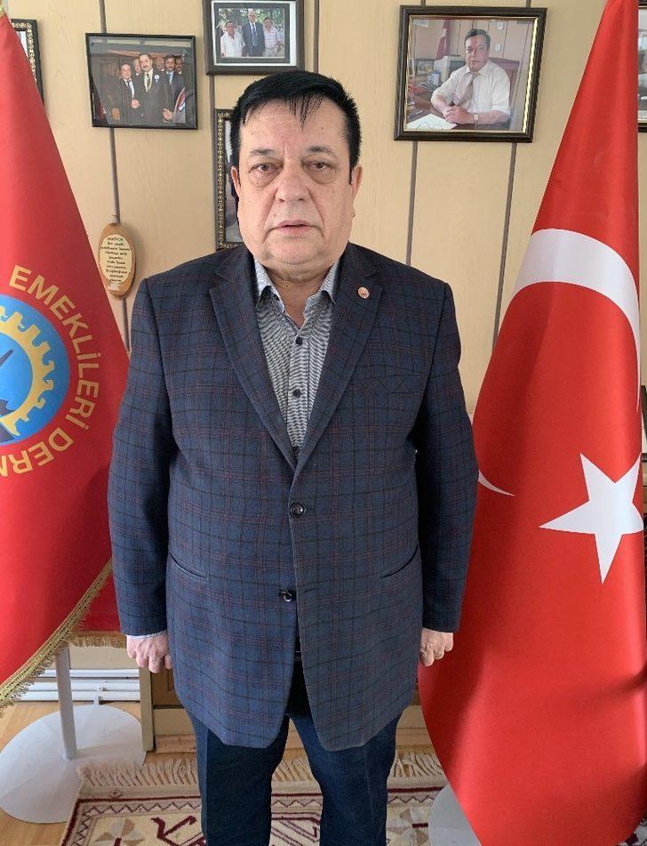 Emeklilerden Cumhurbaşkanı Erdoğan'a 'Ekonomik İstikrar Kalkanı' teşekkürü