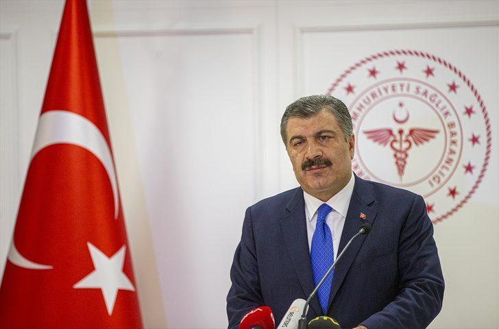 Sağlık Bakanı Koca'dan son dakika koronavirüs açıklaması: Can kaybı 4'e, vaka sayısı 359'a yükseldi