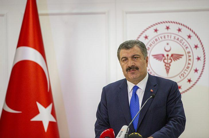 Son dakika! Türkiye'de koronavirüsten can kaybı 4 bin 96'ya yükseldi