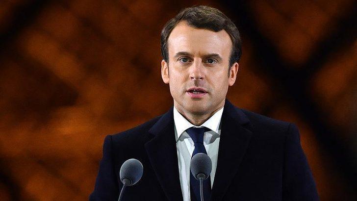 Macron'dan koronavirüs açıklaması: Krizin başındayız