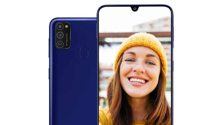 180 dolarlık telefon: Samsung Galaxy M21 tanıtıldı!