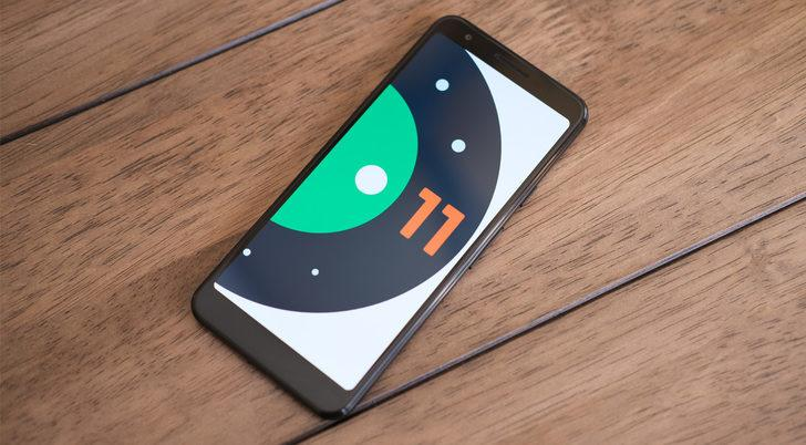 Android 11 geliştirici önizlemesi 2 güncellemesi bugün yayınlandı