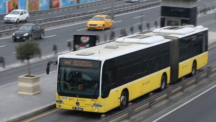 İstanbul'da toplu ulaşım yüzde 68 düştü