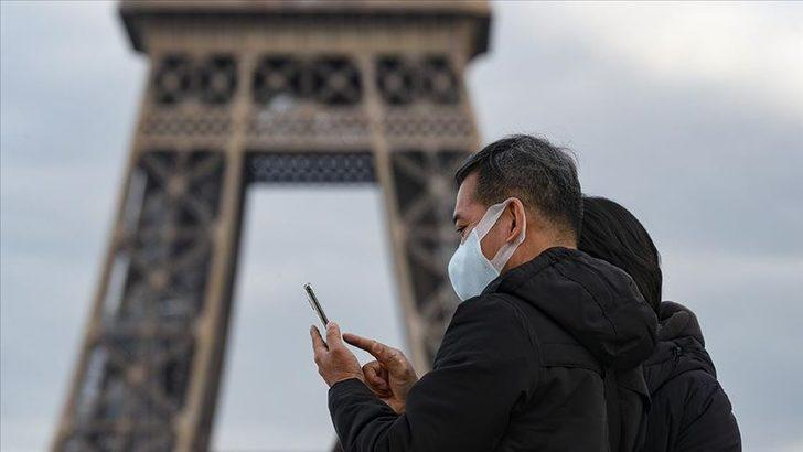 Fransa'da son son 24 saatte 278 can kaybı