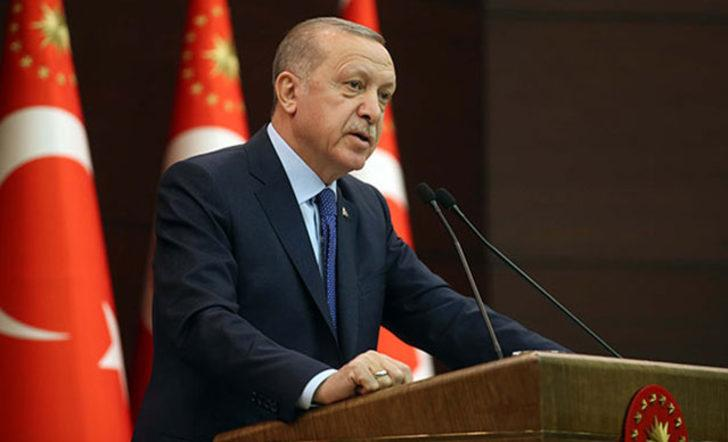 Cumhurbaşkanı Erdoğan'dan 'George Floyd' mesajı