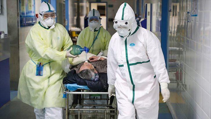 Dünya genelinde tedavisi süren Kovid-19 hastası sayısı 10 milyonu aştı