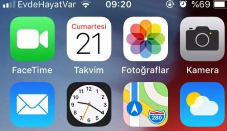 Vodofone'un ardından Turkcell'den de 'Evde Kal' çağrısına destek