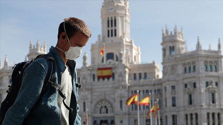 İspanya'nın koronavirüs bilançosu açıklandı