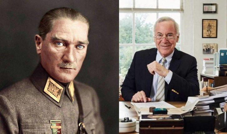 John Hopkins Üniversitesi profesörü koronavirüs günlerinde Atatürk'ün sözünü hatırlattı