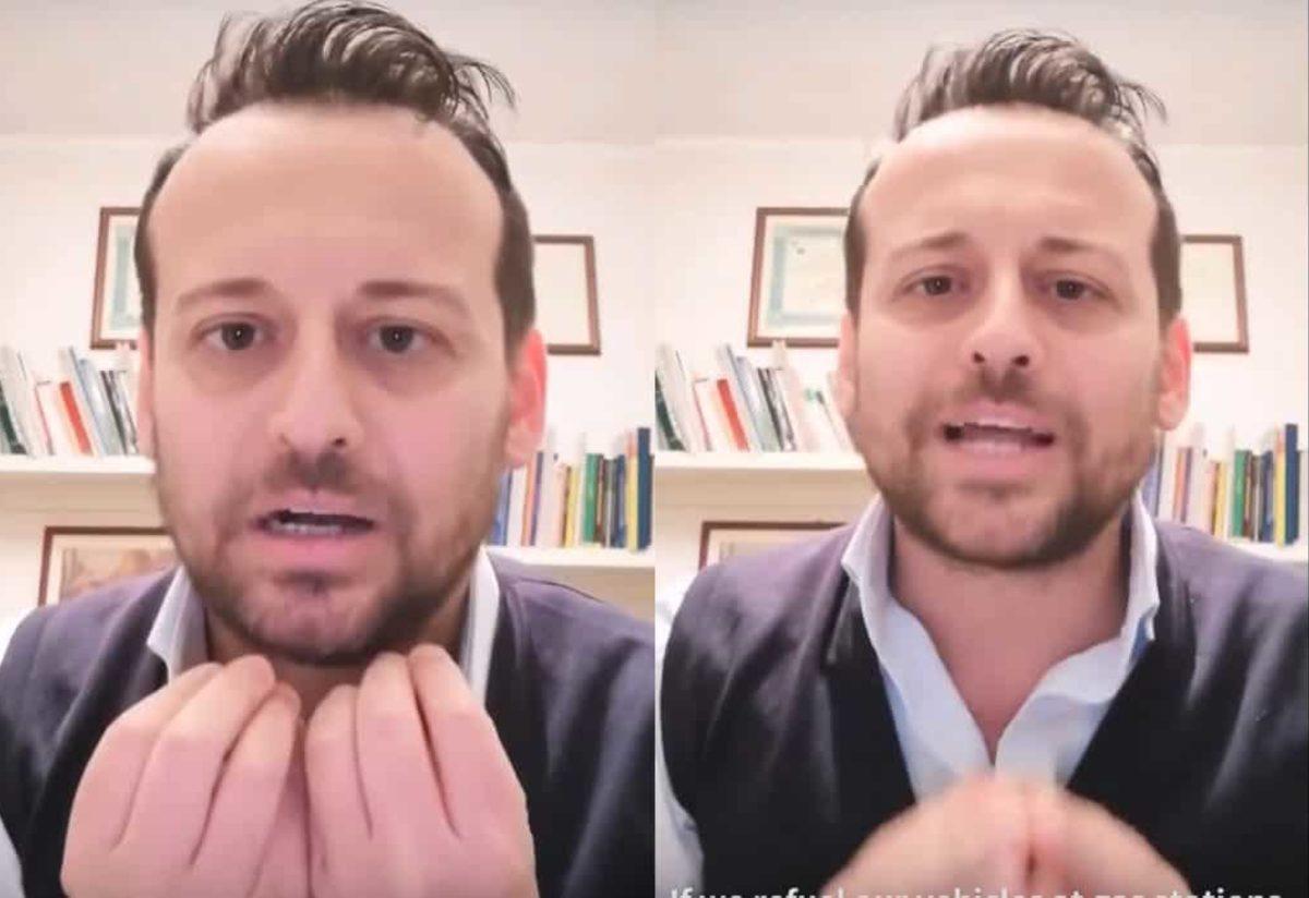 İtalyan Belediye Başkanı! Tüm Uyarılara Rağmen Evlerinde Durmayan İnsanlara İsyan Etti... ile ilgili görsel sonucu