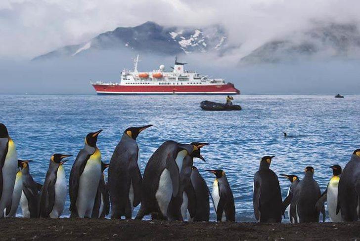 Koronavirüsün görülmediği tek yer Antarktika