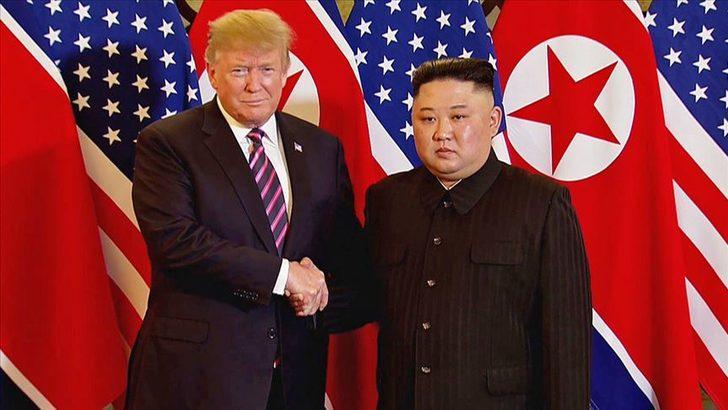 Trump'tan Kuzey Kore lideri Kim'e 'koronavirüs' için iş birliği mektubu